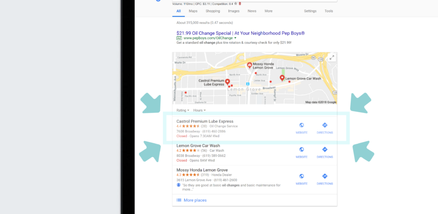 SEO for Local Auto Repair Shop
